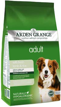 Arden Grange Adult Dried Dog Food